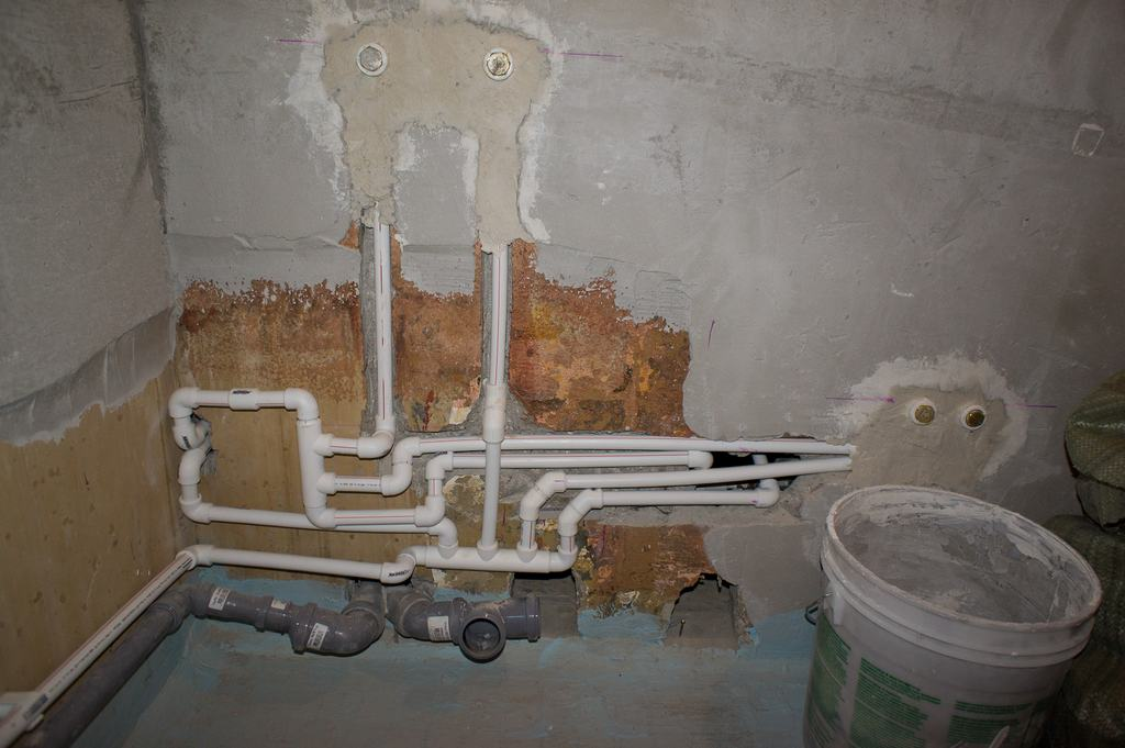 По теплоизоляции труб правила