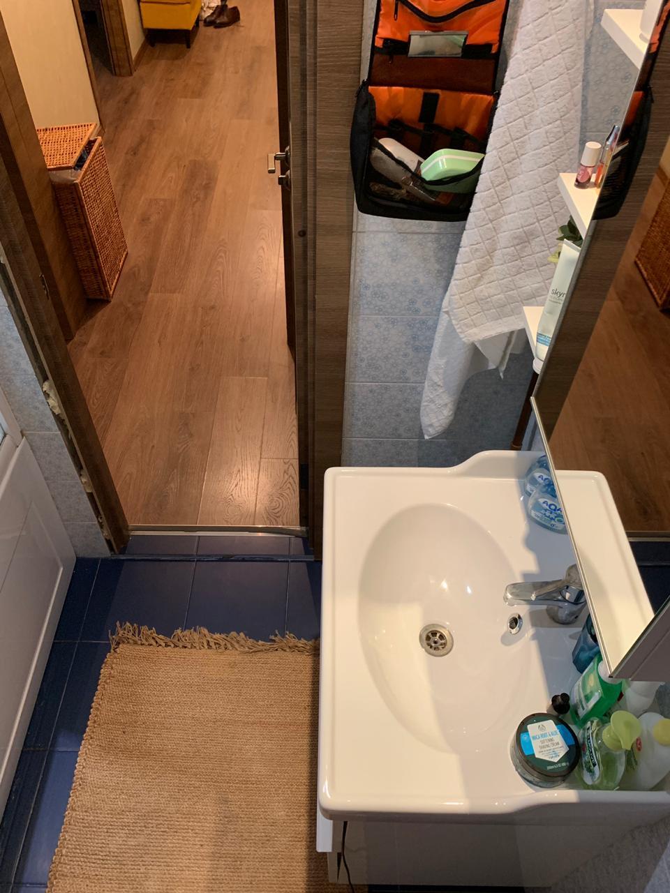 Ремонт ванной в Павшинской пойме