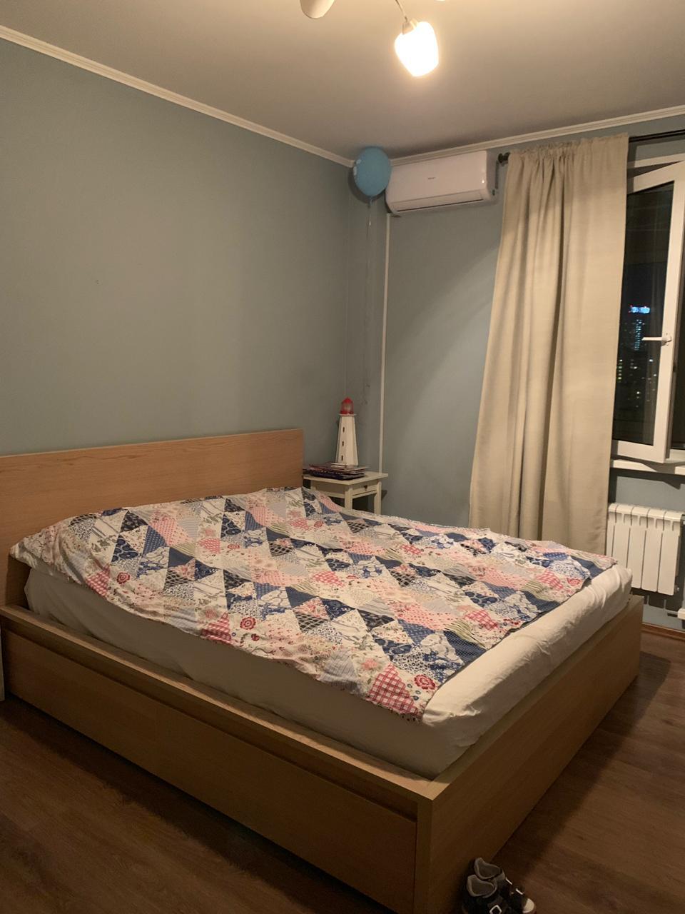 Скандинавский ремонт квартиры в Павшинской пойме