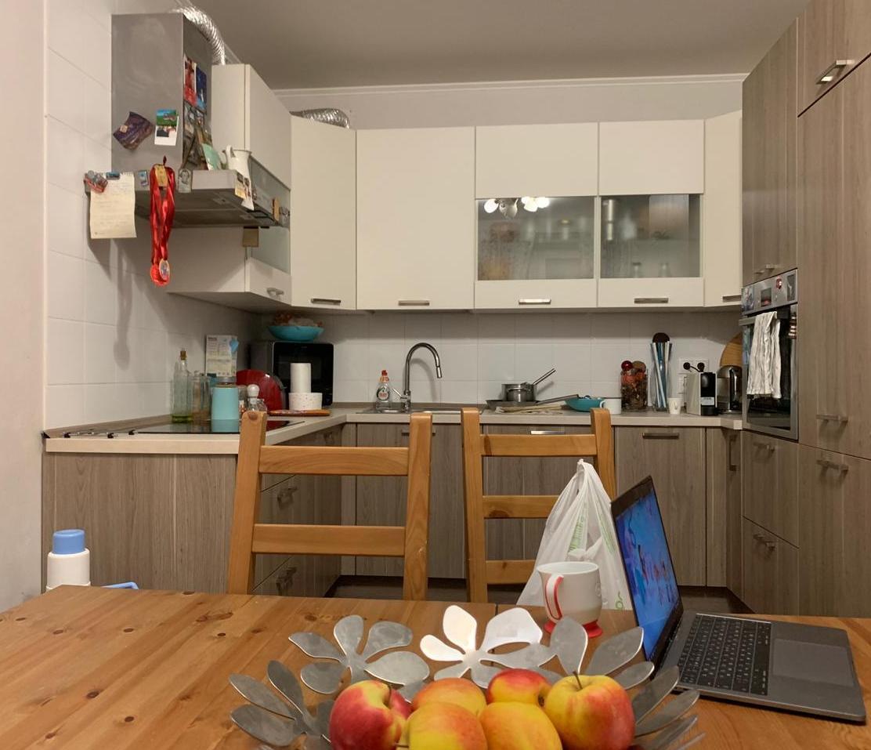 Ремонт кухни в новостройке Павшинской поймы