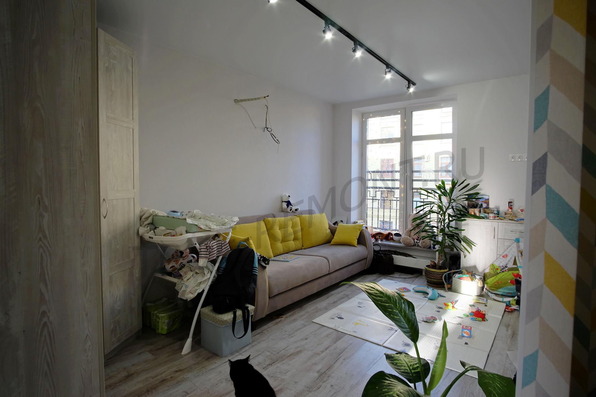 Уютная квартира в ЖК Опалиха О3