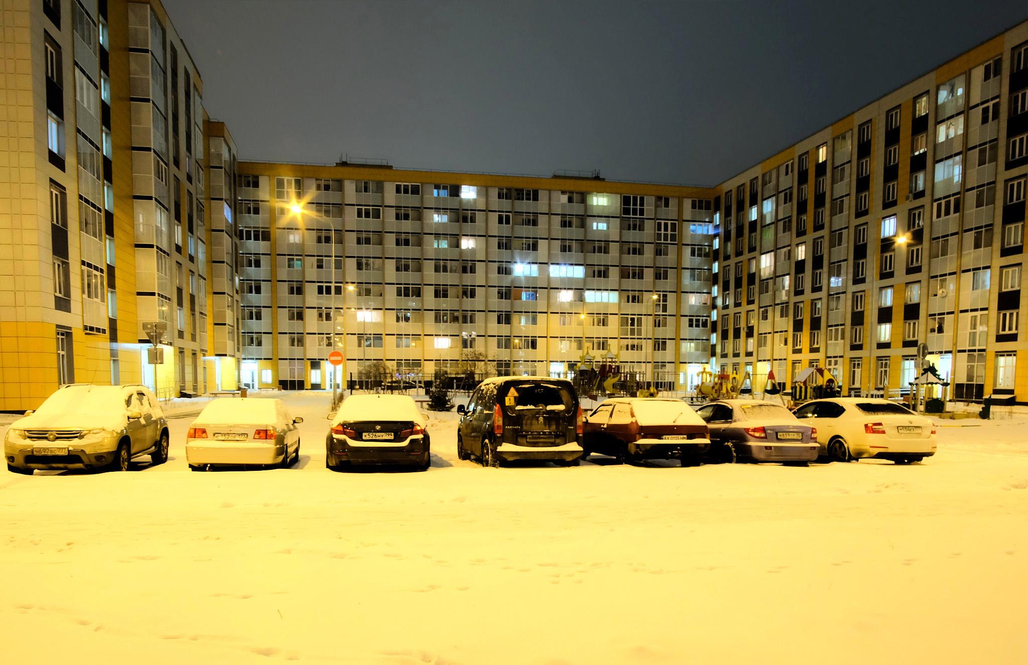 Ремонт квартиры в ЖК Красногорский