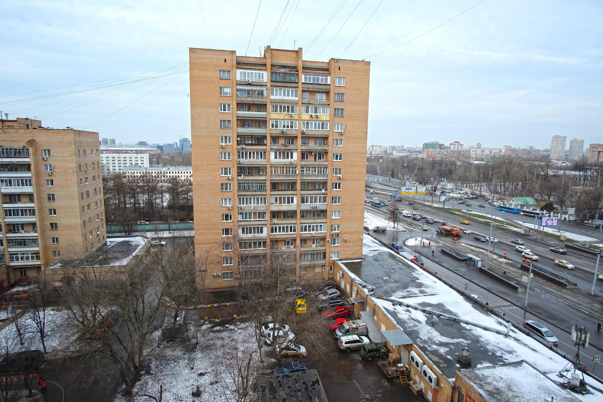 Ремонт квартиры в районе Покровское-Стрешнево
