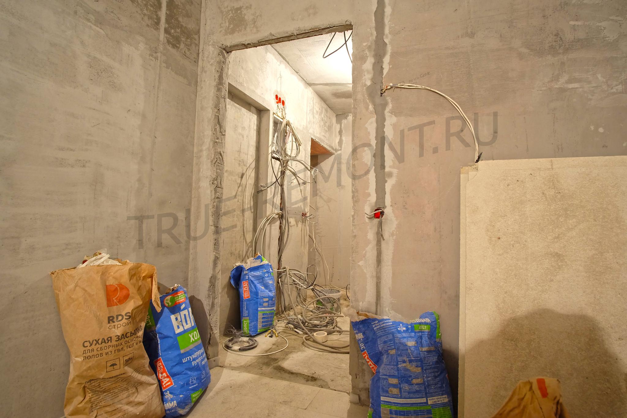 Прокладка новой проводки в квартире