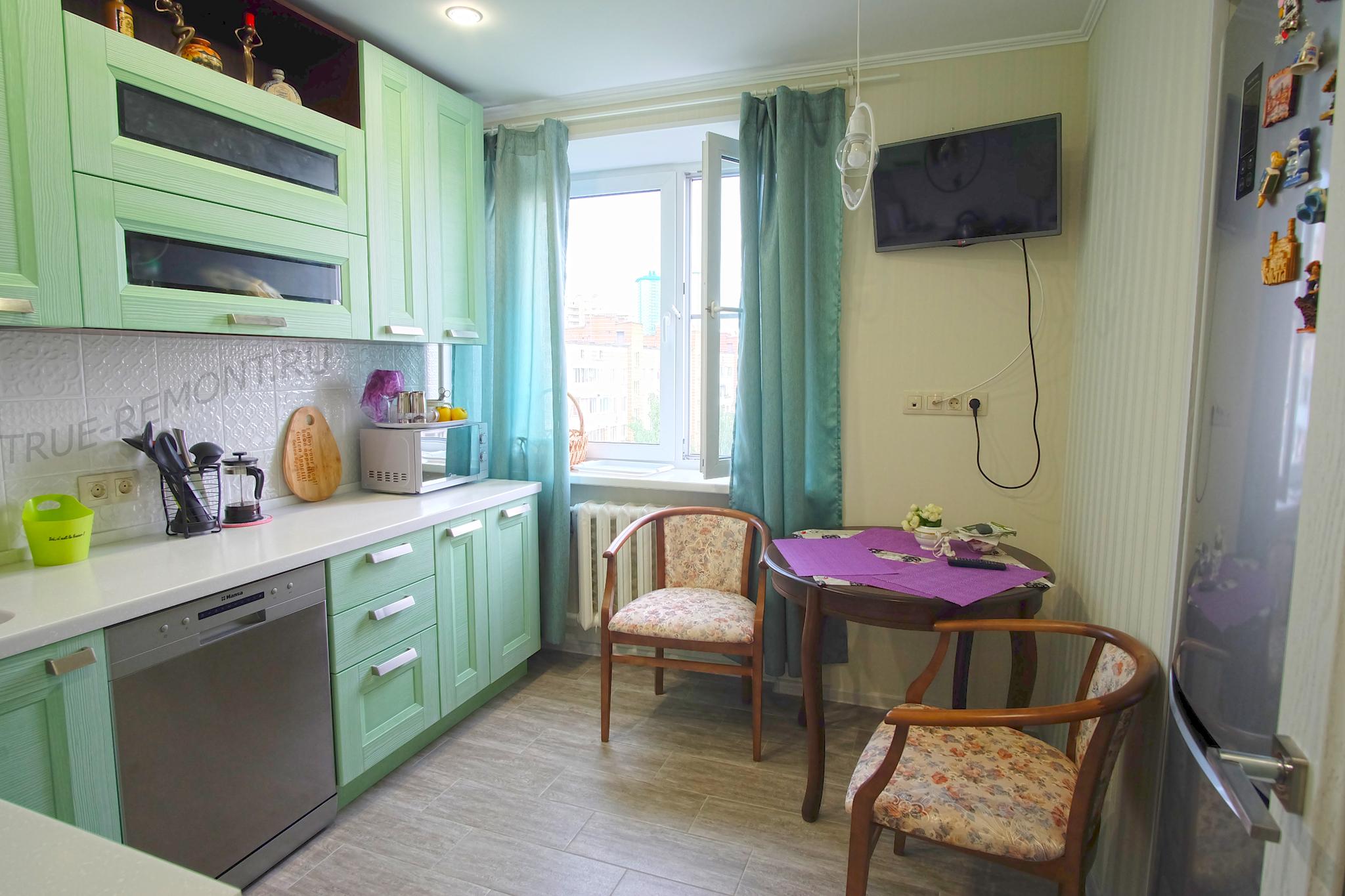 Капитальный ремонт кухни в Москве