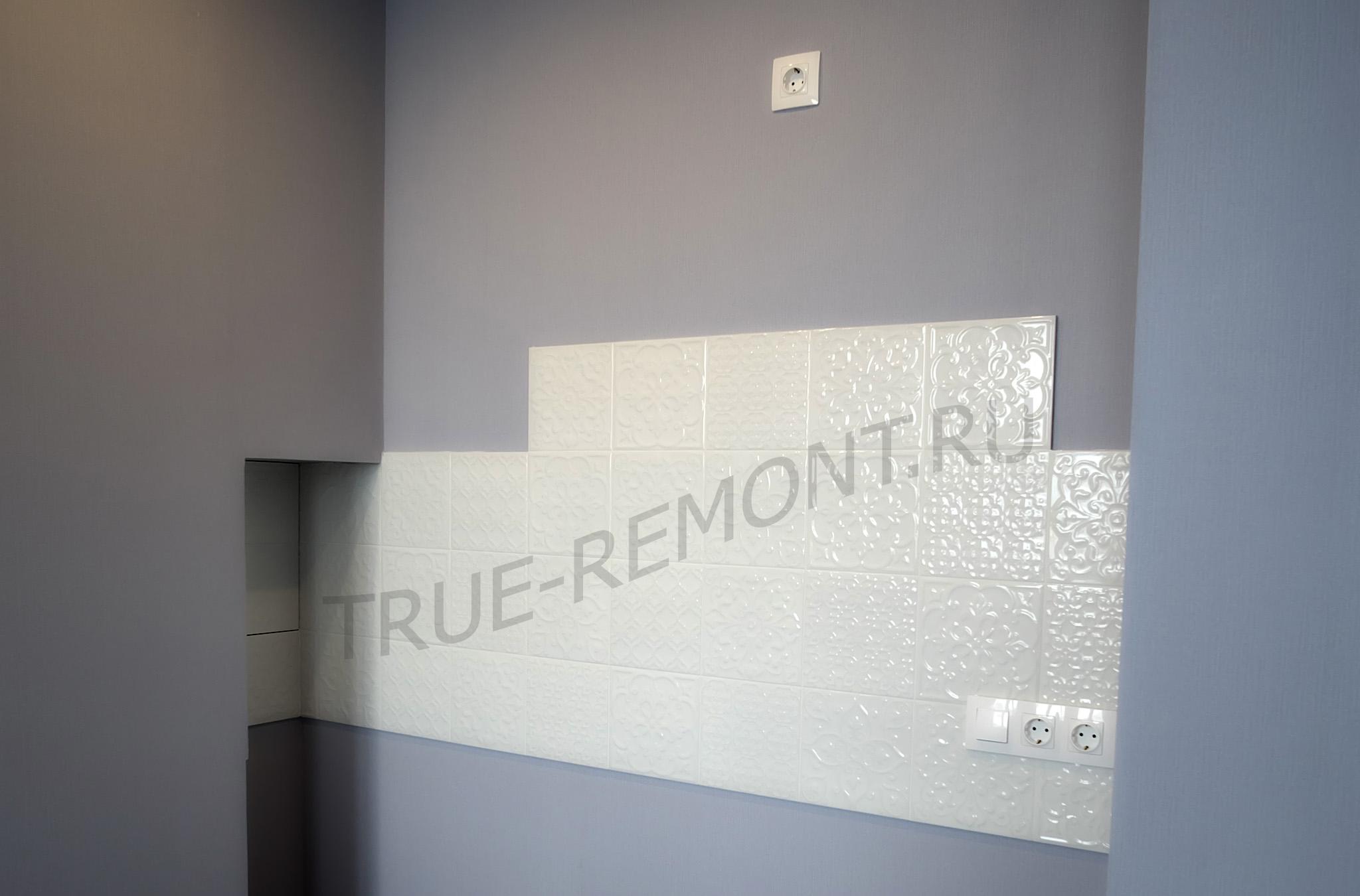 Ремонт квартиры в ЖК Тетрис
